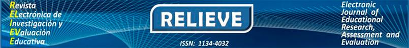 RELIEVE - Revista Electrónica de Investigación y Evaluación Educativa