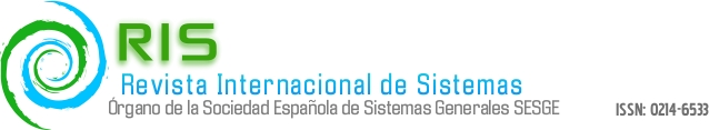 RIS - Revista Internacional de Sistemas.