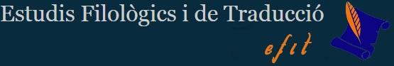 Estudis Filològics i de Traducció, EFIT