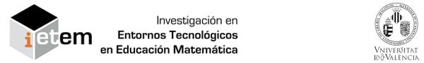 Investigación en Entornos Tecnológicos en Educación Matemática
